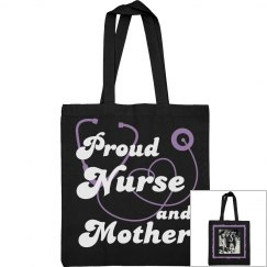 Nurse and Mother tote