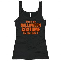 Halloween Costume Grump
