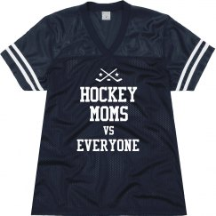 Hockey Moms Vs Everyone