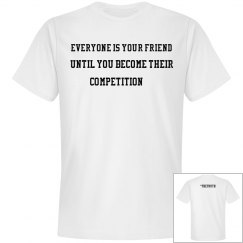 Everyone is your friend
