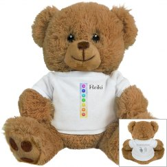 Reiki  bear Distance heal