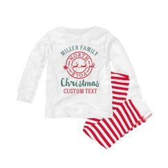 Christmas North Pole Matching Pajamas