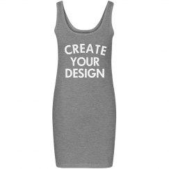 Create a Custom Jersey Tank Dress
