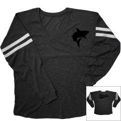 Jacksonville sharks long sleeve shirt 2.