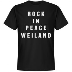 The Sad Death of Weiland