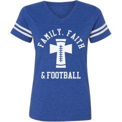 Family, Faith, & Football