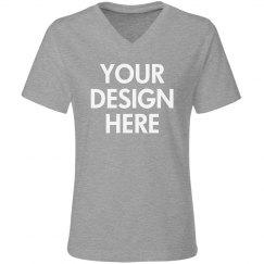 Design a Custom V-Neck