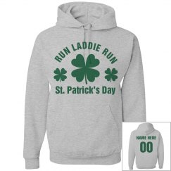 Run Laddie Custom Name St Pat 5K