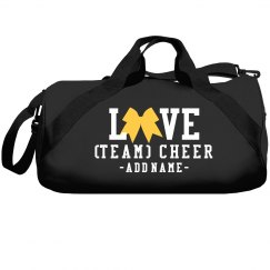 Custom Cheer Love