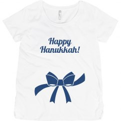 Happy Hanukkah Maternity