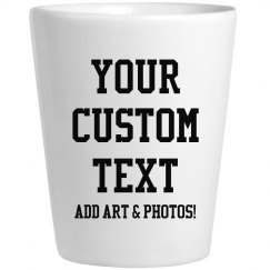 Personalized Shotglasses For Gifts