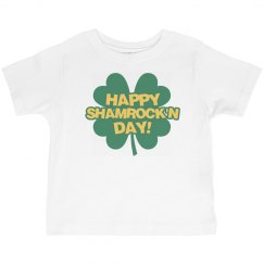 Happy Shamrock'n Day!