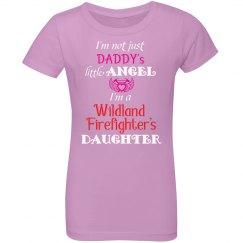Wildland Firefighter Daughter