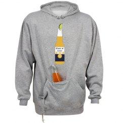 Drink Holder Hoodie 2