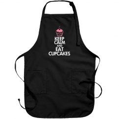 Eat Cupcakes Apron