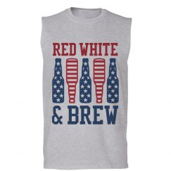 Gotta Get My Red, White & Brew