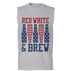 Gotta Get My Red, White & Brew
