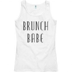 Brunchin' Babe Cute & Trendy Tank