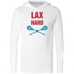 Lax Hard Lacrosse Jacket