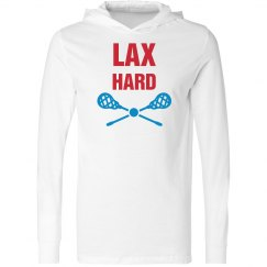 Lax Hard Lacrosse Jacket