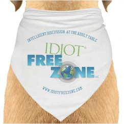 IFZ Triangle Dog Bandanna