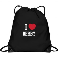 I Heart Derby Women's Bag