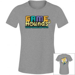 Game Hounds Ladies Tee
