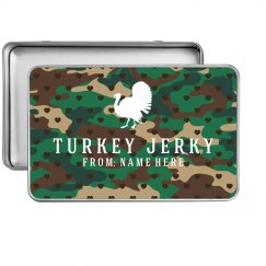 Turkey Jerky Hunting Gift