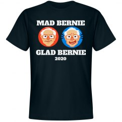 Mad And Glad Bernie