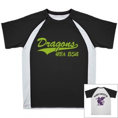 AREA 1358 DRAGONS JERSEY
