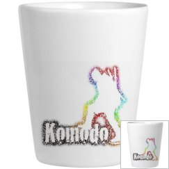 RainbowKomodo Shotglass