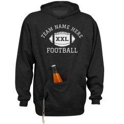Custom Football Team Fan Tailgate