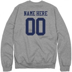 Unisex Ultimate Cotton Crewneck Sweatshirt