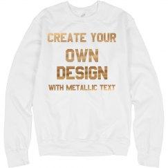 Custom Design Rose Gold Gift