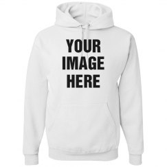 Customizable Hoodies With Uploads