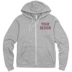 Custom Text Print Business Casual