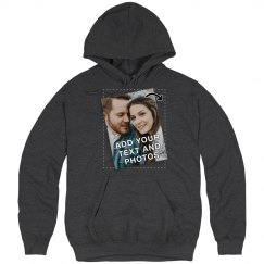 Custom Photo Upload Sweatshirt