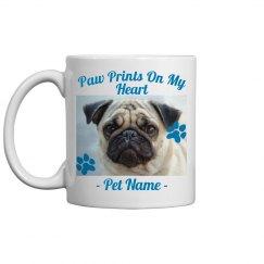 Custom Pet Memory Mug