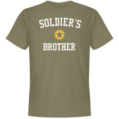 Soldier's brother