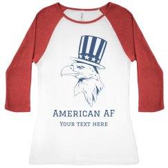 Custom American AF