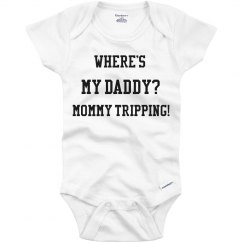 Where's Daddy