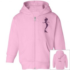 Mermaid Toddler Hoodie