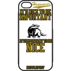 hufflepuff phone case