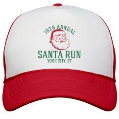 Santa Run 5K Christmas
