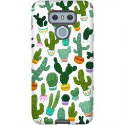 Custom Cactus Android Phone Case
