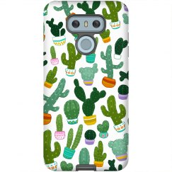 Custom Cactus Android Phone Case