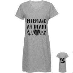 Mermaid At Heart