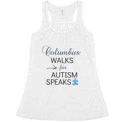 Columbus Walks for Autism
