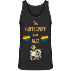 """Hufflepuff"" Inspired Ally Tank Top"