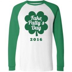 Fake Patty's Day 2016 Long Green